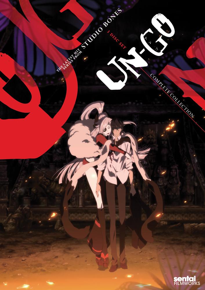 Un-Go DVD