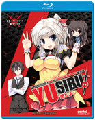 Yusibu I Couldn't Become a Hero, So I Reluctantly Decided to Get a Job Blu-ray