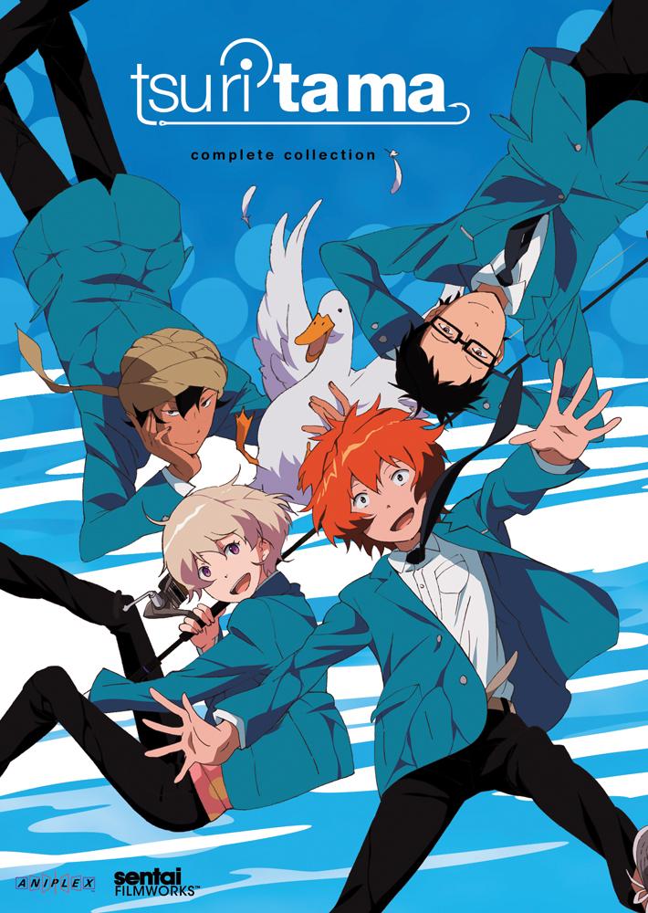 Tsuritama DVD Complete Collection