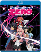The Familiar of Zero Season 1 Blu-ray