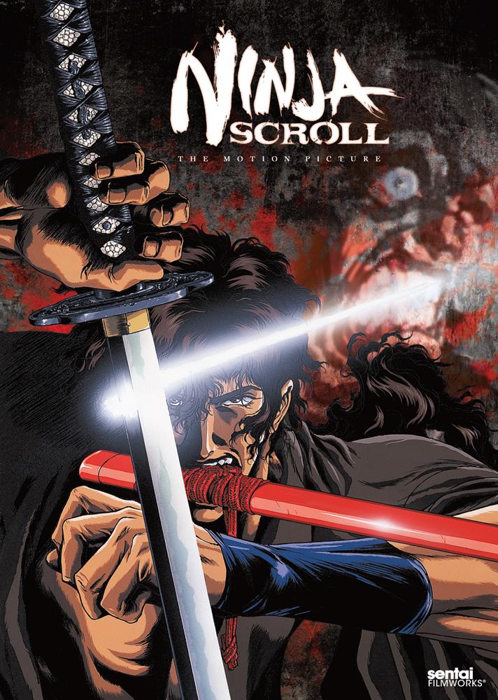 Ninja Scroll DVD 814131011671