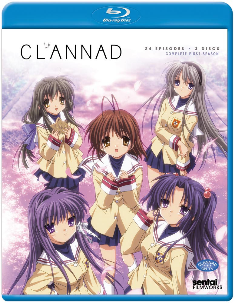 Clannad Complete Collection Blu-ray 814131011718