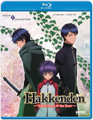Hakkenden Eight Dogs of the East Season 1 Blu-ray