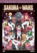 Sakura Wars TV DVD Sentai Selects