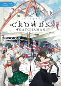 Gatchaman Crowds insight DVD