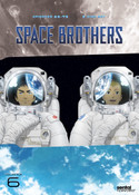 Space Brothers Collection 6 DVD
