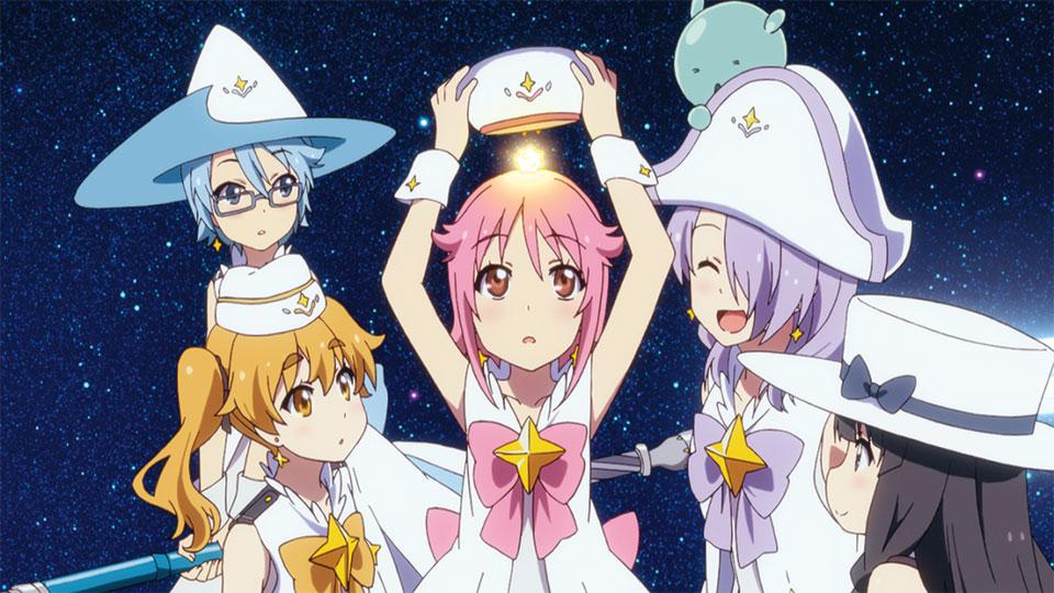 Wish Upon the Pleiades DVD