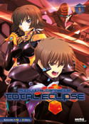 Muv-Luv Alternative Total Eclipse Collection 1 DVD