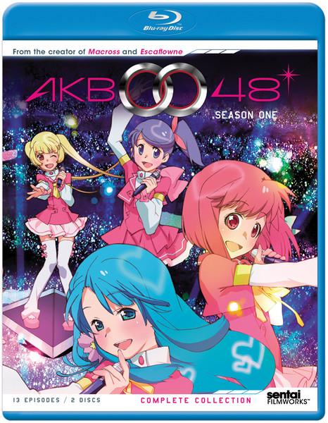 AKB0048 Blu-ray