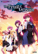 Fruit of Grisaia Season 1 DVD