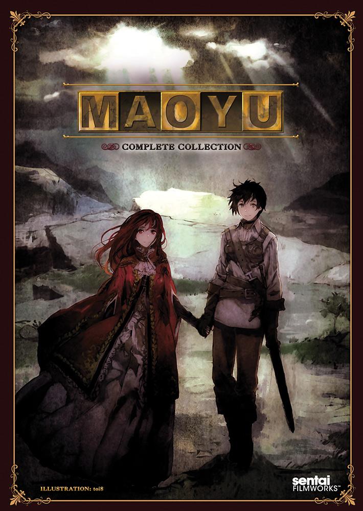 Maoyu DVD 814131012555