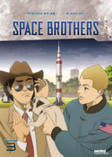 Space Brothers Collection 3 DVD