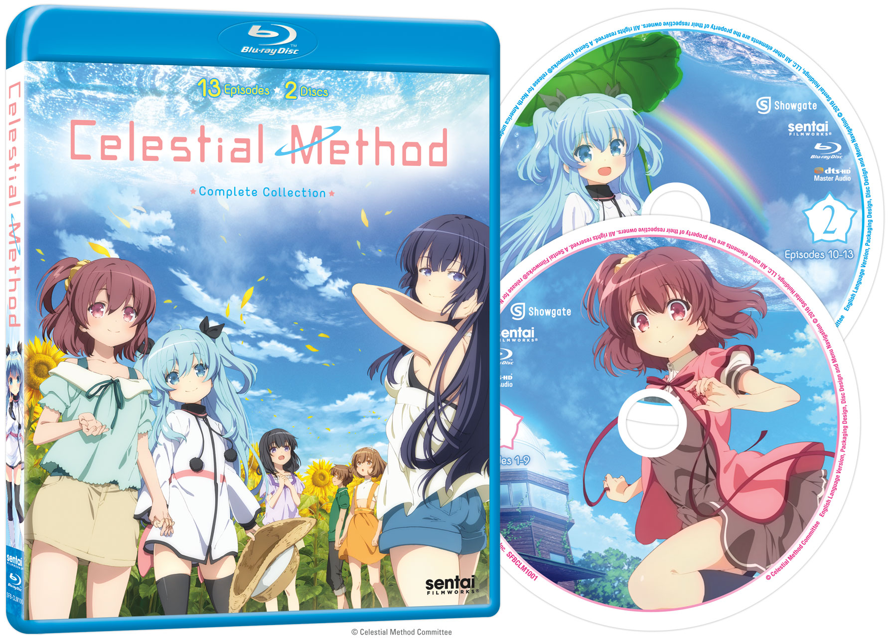 Celestial Method Blu-ray