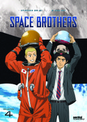 Space Brothers Collection 4 DVD