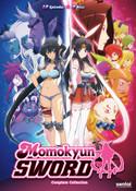 Momokyun Sword DVD