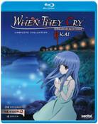 When They Cry Kai (Season 2) Blu-ray