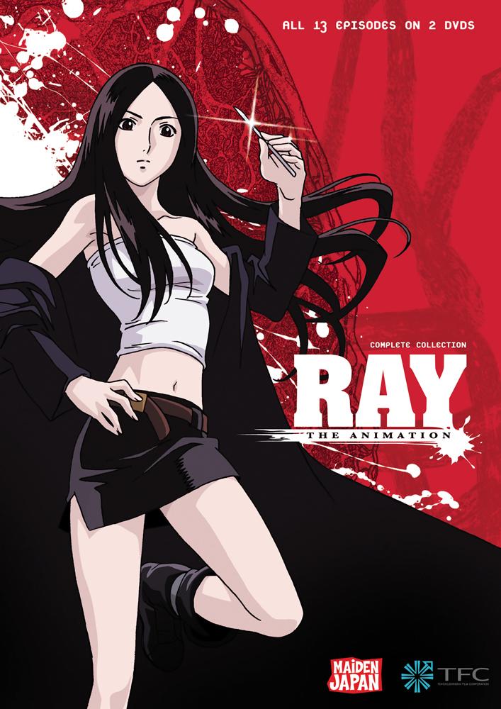 Ray DVD 814131012715