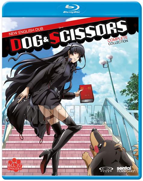 Dog & Scissors Blu-ray