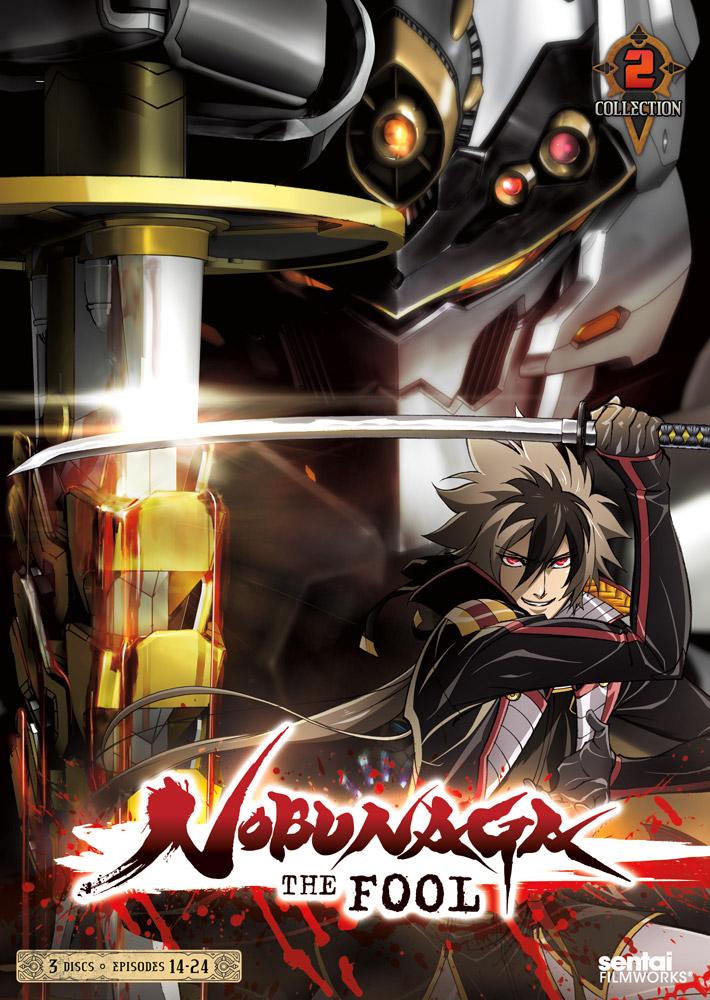 Nobunaga the Fool Collection 2 DVD 814131012876