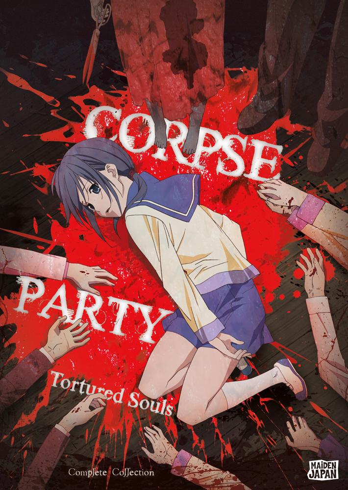 Corpse Party OVA DVD 814131012883