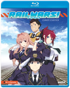 Rail Wars Blu-ray