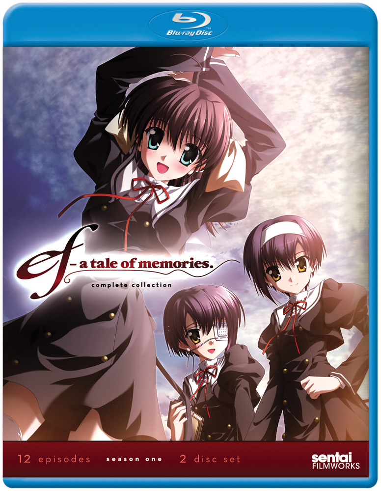 ef A Tale of Memories Blu-ray 814131012920