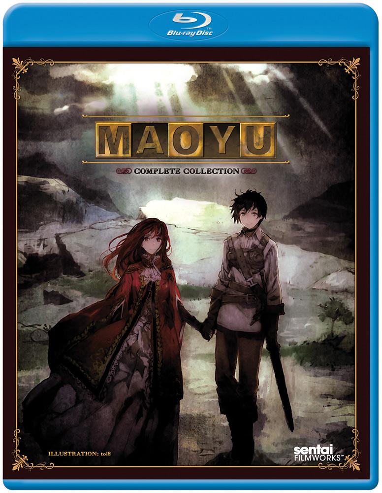 Maoyu Blu-ray 814131012951