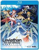 Leviathan the last defense Blu-ray