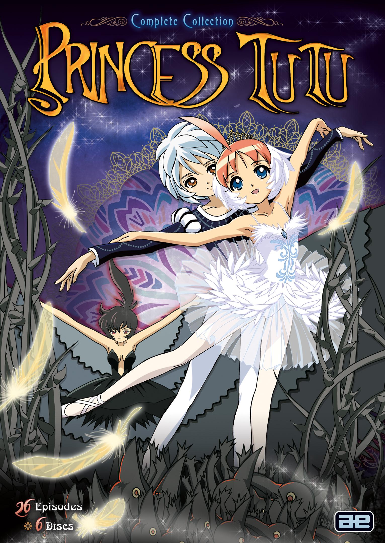 Princess Tutu DVD