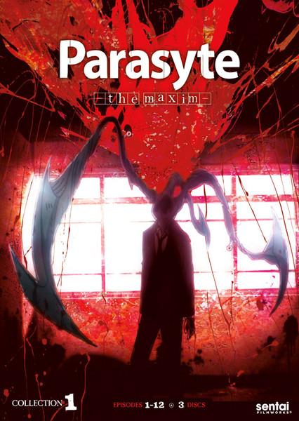 Parasyte the maxim Collection 1 DVD