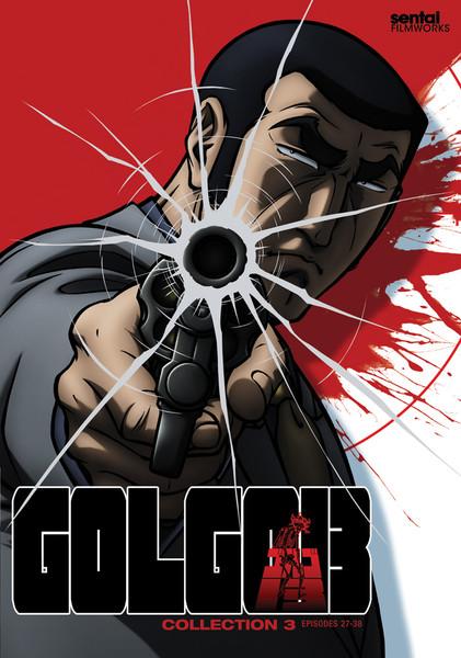 Golgo 13 Collection 3 DVD