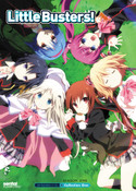 Little Busters Collection 1 DVD