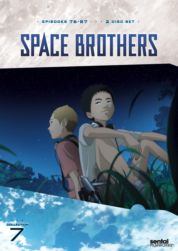 Space Brothers Collection 7 DVD