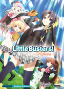 Little Busters Refrain DVD