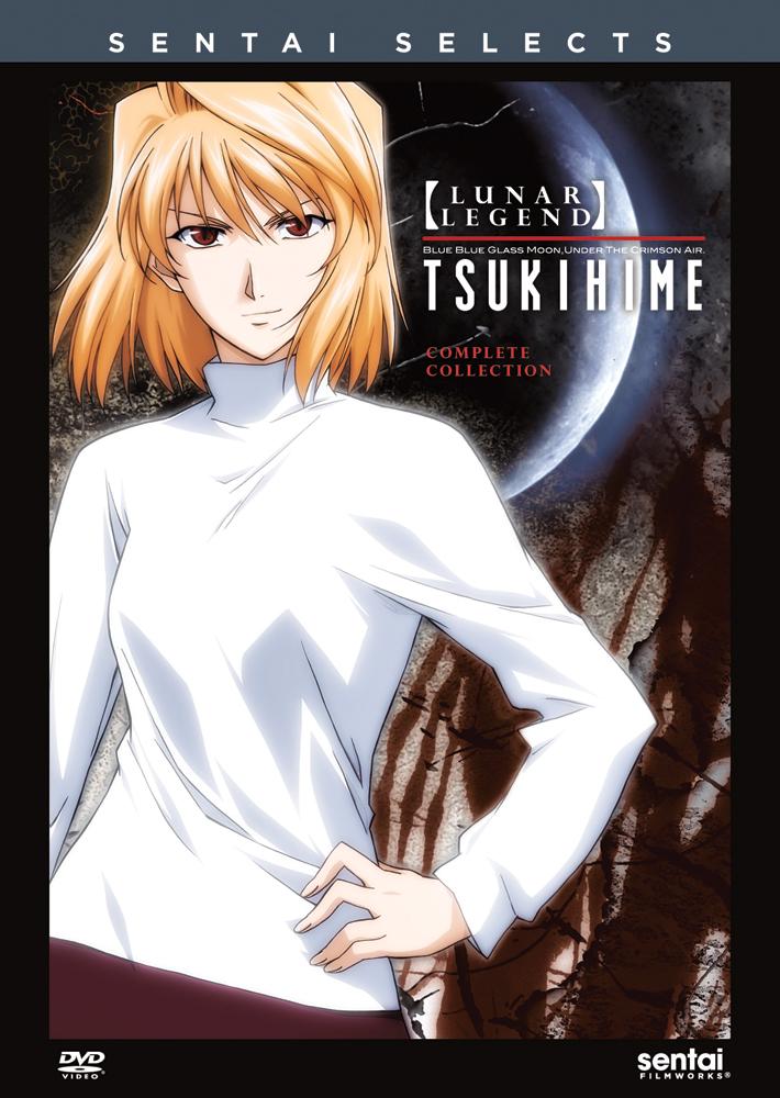 Lunar Legend Tsukihime DVD Sentai Selects 814131013279