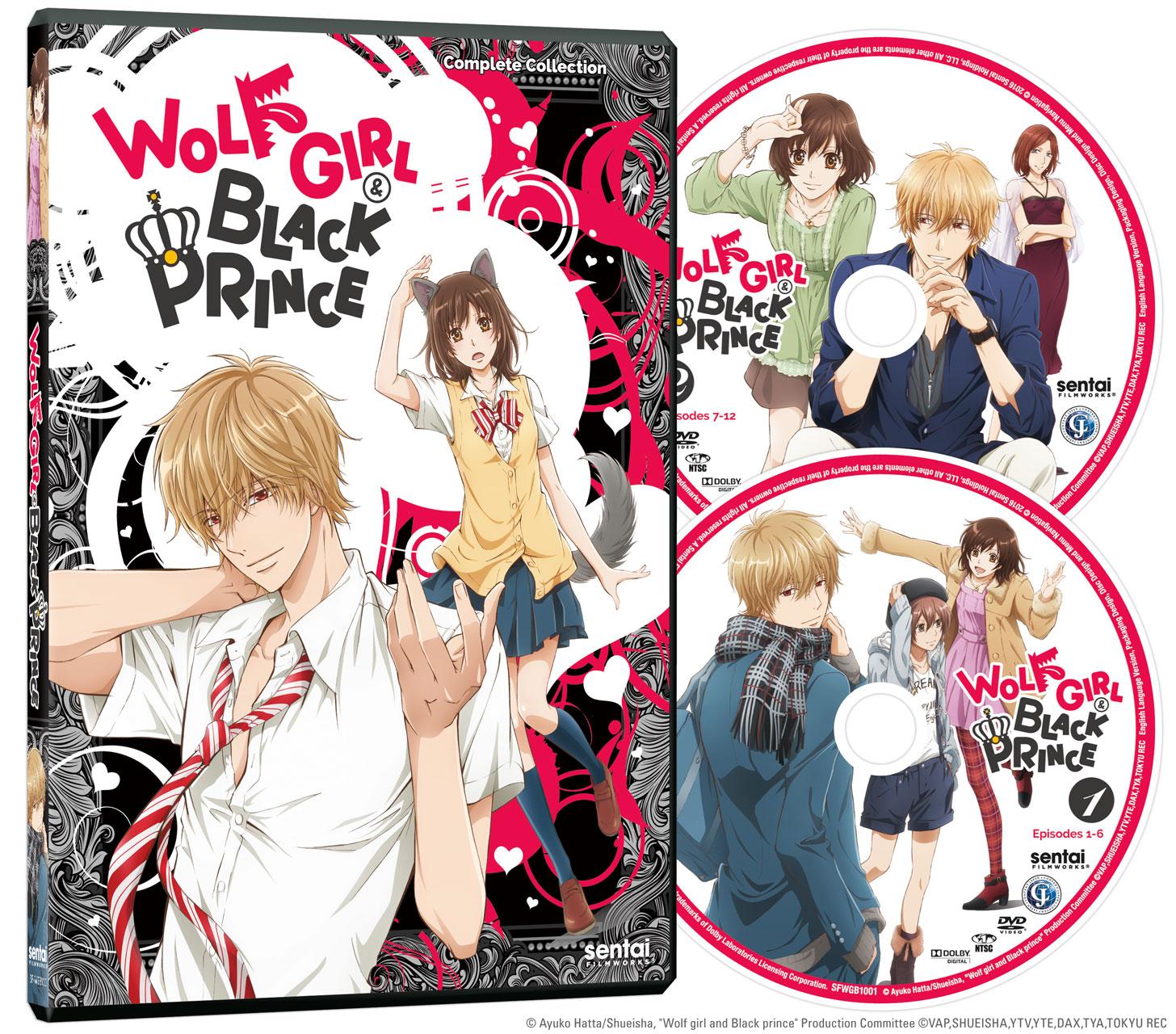 Live Action Anime Wolf Girl And Black Prince