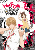 Wolf Girl & Black Prince DVD