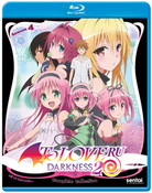 To Love Ru Darkness 2 Blu-ray