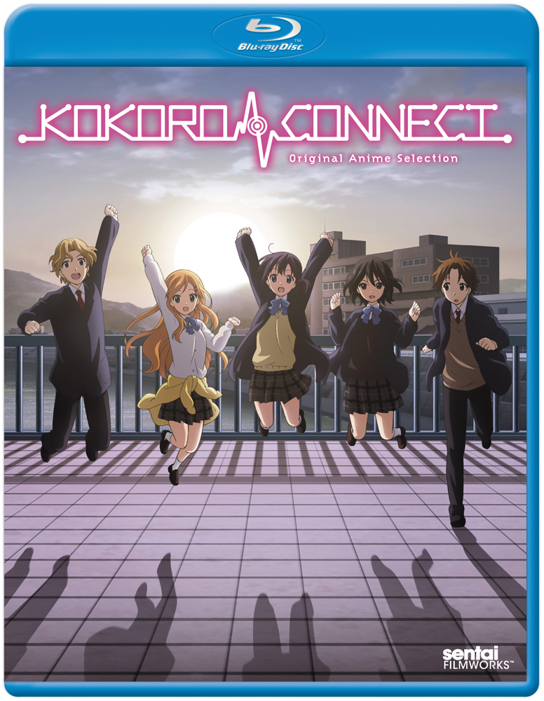Kokoro Connect OVA Original Anime Selection Blu-ray 814131013347