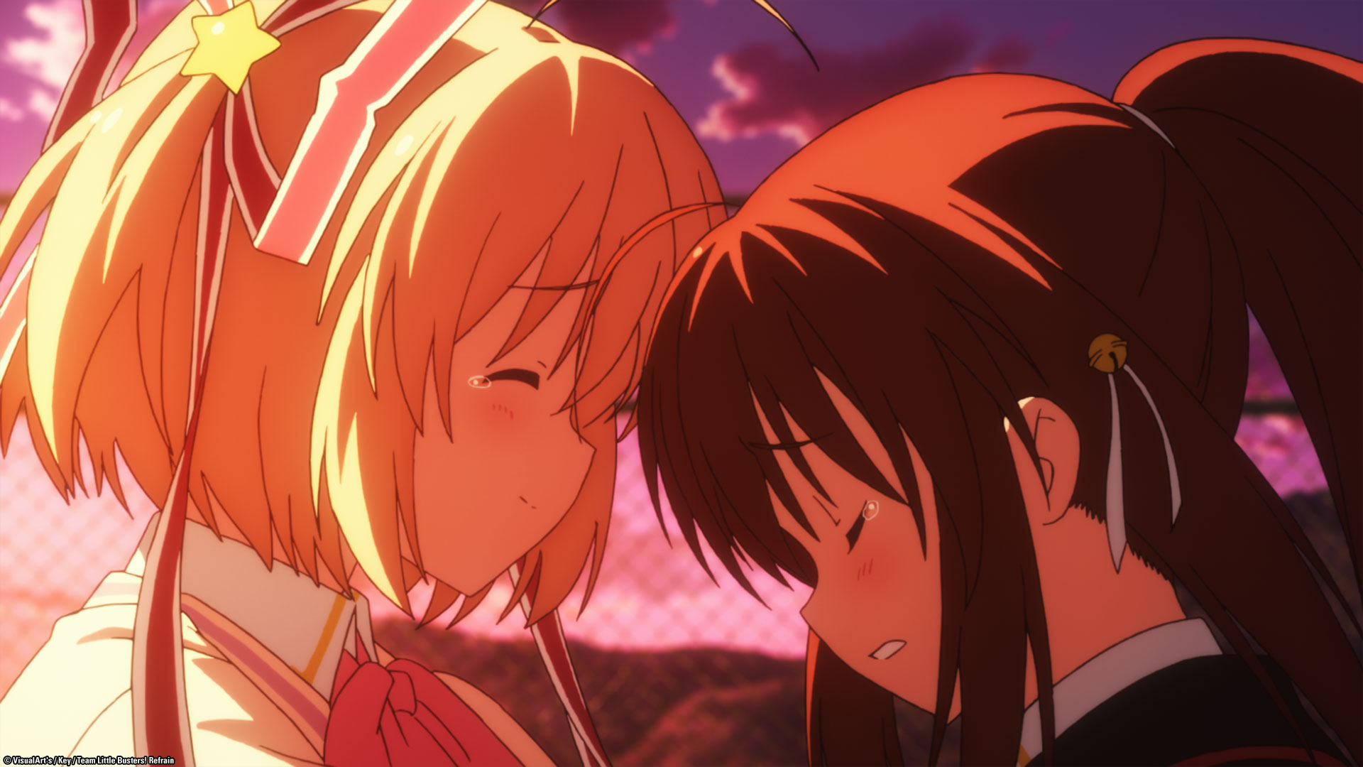 Little Busters Refrain Blu-ray