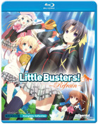Little Busters Refrain (Season 2) Complete Collection Blu-ray