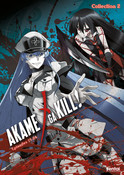 Akame ga Kill Collection 2 DVD