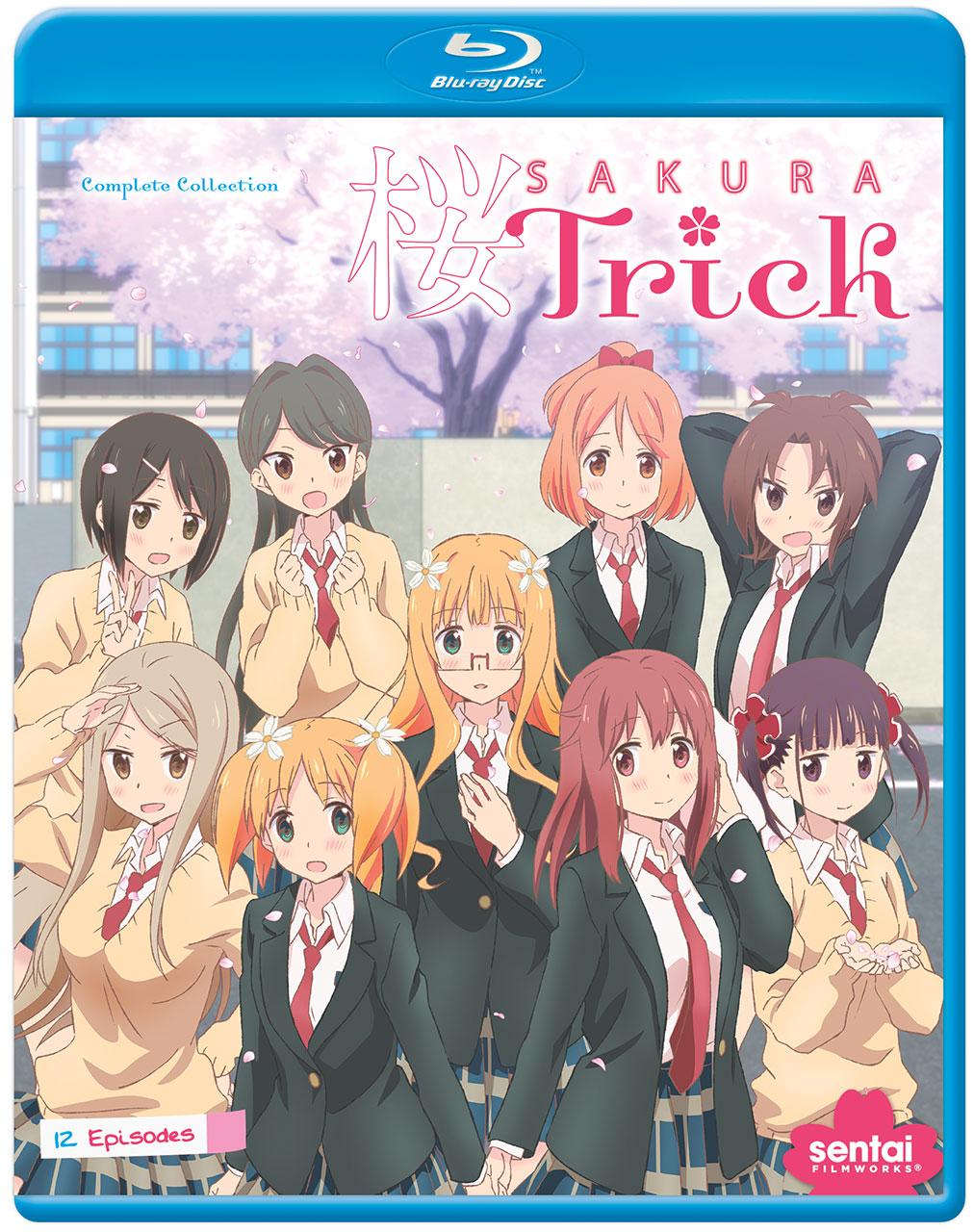 Sakura Trick Blu-ray 814131013392