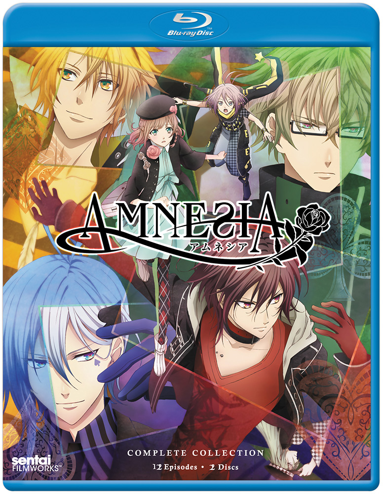Amnesia Blu-ray 814131013453