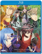 Amnesia Blu-ray