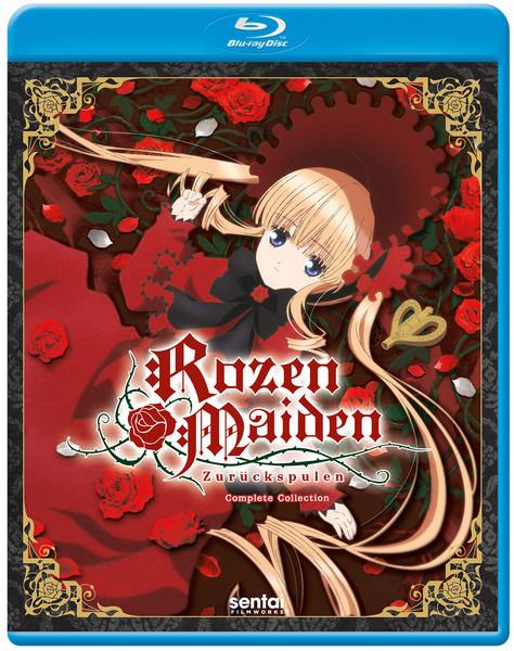 Rozen Maiden Zuruckspulen Blu-ray