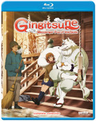 Gingitsune Blu-ray