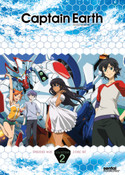 Captain Earth Collection 2 DVD