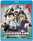 ARGEVOLLEN Collection 1 Blu-ray