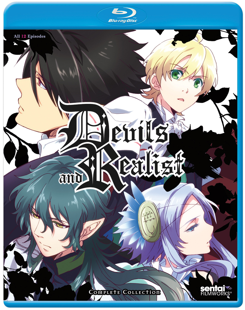 Devils and Realist Blu-ray 814131013866